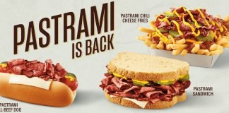Pastrami Returns To Wienerschnitzel