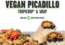 Pollo Tropical Adds New Balsamic Tomato Chicken, Brings Back Vegan Picadillo Tropichop & Wrap
