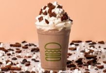 Shake Shack Blends New Brownie Batter Hot Cocoa Shake