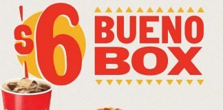 Taco Bueno Reveals New $6 Bueno Box