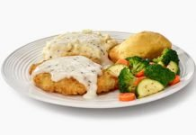 Boston Market Serves Up New Crispy Country Chicken With White Gravy