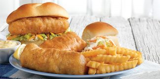Butterfly Jumbo Shrimp Dinner, North Atlantic Cod Dinner And Sandwich, And Walleye Return To Culver's As Part Of 2021 Seafood Menu