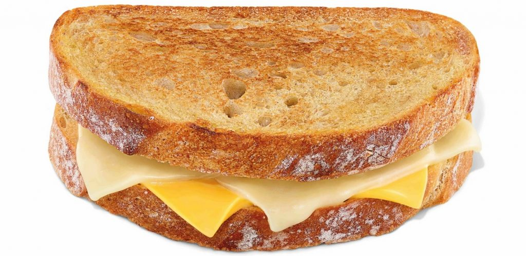 Dunkin' Grilled Cheese Melt