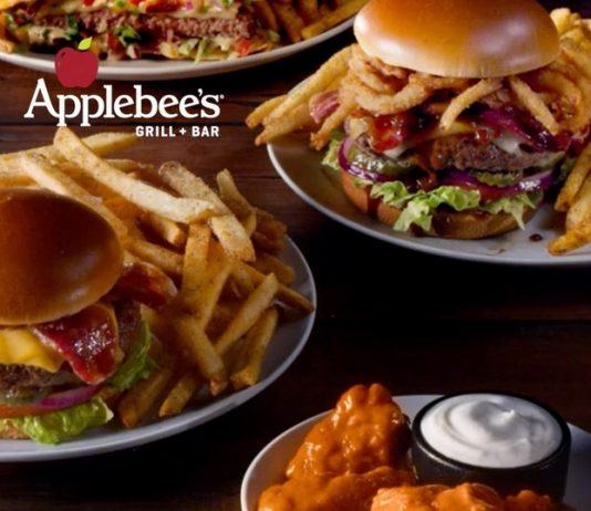 Five Boneless Wings For $1 With Burger Purchase At Applebee's
