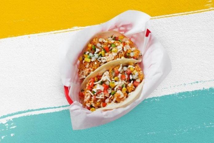 Fuzzy's Taco Shop Adds New Queso Shrimpico Taco To Menu