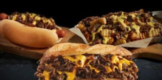 Nathan's Adds New NY Cheesesteak Hot Dog And NY Cheesesteak Fries To Menu