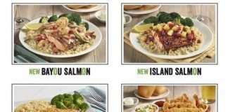 New A Taste Of The Sea Seasonal Specials Now Available At O'Charley's