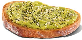 New Avocado Toast And New Grilled Cheese Melts Arrive At Dunkin'