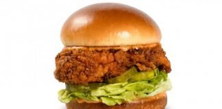 PDQ Adds New Spicy Chicken Sandwich, Spicy Nuggets And Cap'n Crunch Berry Shake