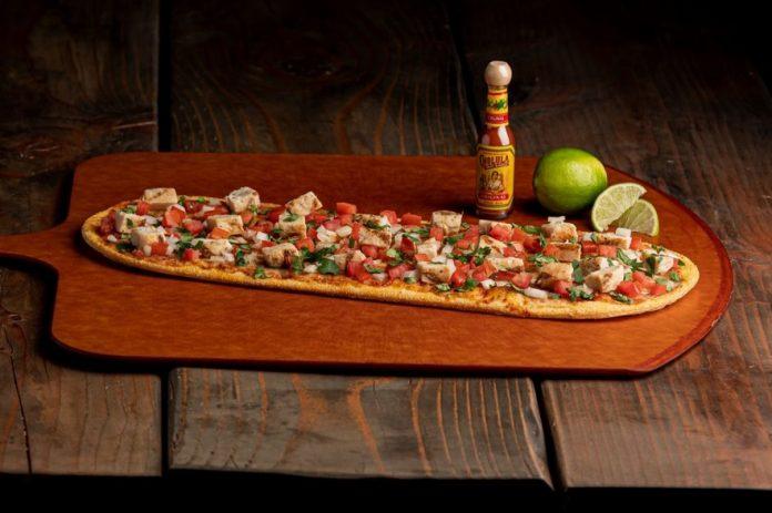 Pizza Guys Bakes Up New Street Taco Flatbread