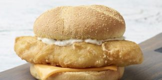 Roy Rogers Welcomes New Beer Battered Cod Sandwich