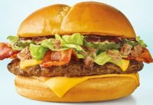 Sonic Debuts New Mesquite Butter Bacon Cheeseburger