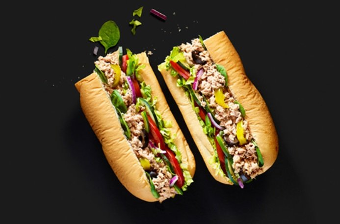 Subway Offers 15% Off Any One Tuna Footlong Via The Subway App Or Online For A Limited Time