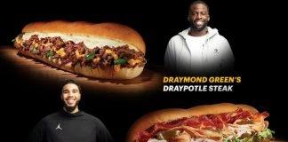 Subway Releases New Bacon Tatum Sub And New Draypotle Steak Sub