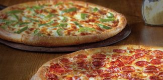 $6.99 Unlimited Medium 1-Topping Pizzas Deal Is Back At Marco's Pizza