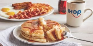 All You Can Eat Pancakes Deal Is Back At IHOP