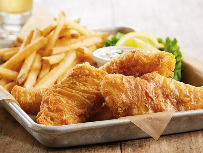 BJ's Adds New Nit Wit Fish 'N' Chips And Nit Wit Mahi-Mahi Tacos
