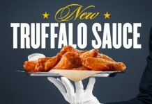 Buffalo Wild Wings Debuts New Truffalo Sauce Made With White Truffles