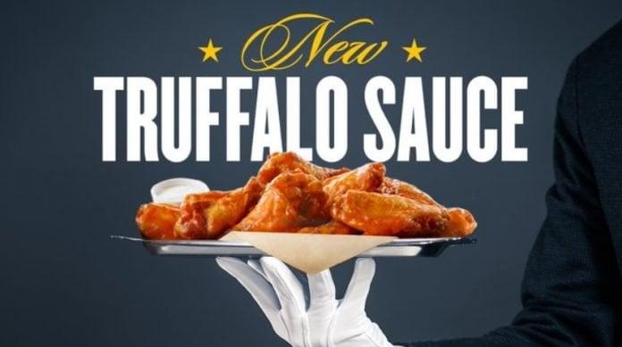 Buffalo Wild Wings Debuts New Truffalo Sauce Made With White Truffles
