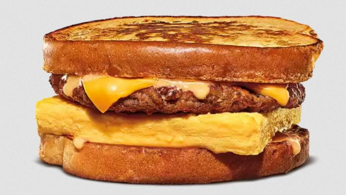 Burger King Welcomes Back French Toast Sandwich With New Maple Butter Spread