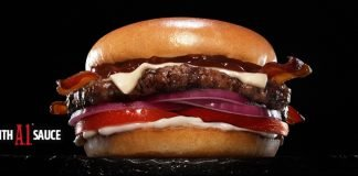 Carl's Jr. And Hardee's Bring Back The Steakhouse Angus Thickburger With A.1. Sauce