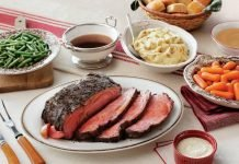 Cracker Barrel Features Prime Rib As Part Of New Heat N' Serve Meal