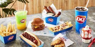 Dairy Queen Adds New Bacon Queso Topped Fries To 2 For $4 Super Snack Menu