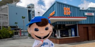 Dunkin' To Launch New Dodgers Signature Latte As Part Of Multi-Year Partnership With LA Dodgers