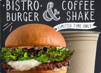 New Bistro Burger And Coffee Shake At Mooyah