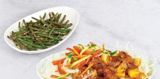 Pei Wei Unveils New House Special Chicken And Mongolian Green Beans