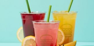 Shake Shack Pours New Mango Passionade And Strawberry Salted Limeade As Part Of New Spring Lemonade Lineup