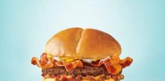 Sonic Announces New Bacon Jam Cheeseburger