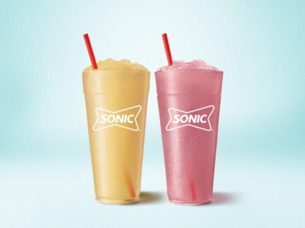 Sonic Pours New Red Bull Summer Edition Dragon Fruit Slush