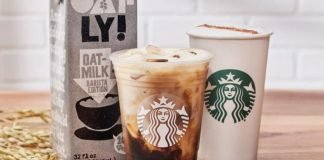 Starbucks Launches Oatly Oatmilk Nationwide And Debuts New Iced Brown Sugar Oatmilk Shaken Espresso As Part Of 2021 Spring Menu