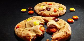 Subway Debuts New Reese's Pieces Cookie