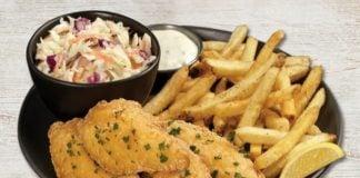 TGI Fridays Brings Back Fish And Chips For 2021 Lenten Season