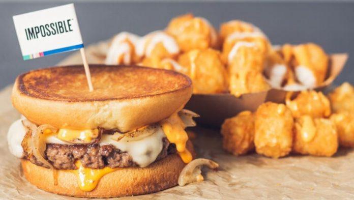 Wayback Burgers Brings Back Impossible Melt