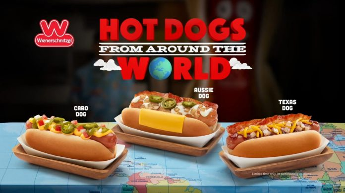 Wienerschnitzel New Cabo Dog, Brings Back Aussie Dog And Texas Dog