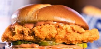 Zaxby's Rolls Out New Signature Sandwich Nationally