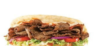 Arby's 2 For $6 Everyday Value Menu Now Includes Three Gyro Sandwiches