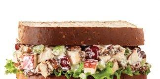 Arby's Brings Back Pecan Chicken Salad Sandwich And Orange Cream Shake