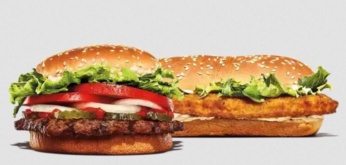 Burger King Offers New Buy One, Get One For $1 Deal
