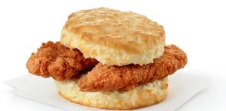 Chick-fil-A To Test Spicy Chick-n-Strips And Spicy Chick-n-Strips Biscuit In These 3 Cities