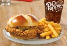 Church's Chicken Introduces New Smoky Honey-Q Chicken Sandwich