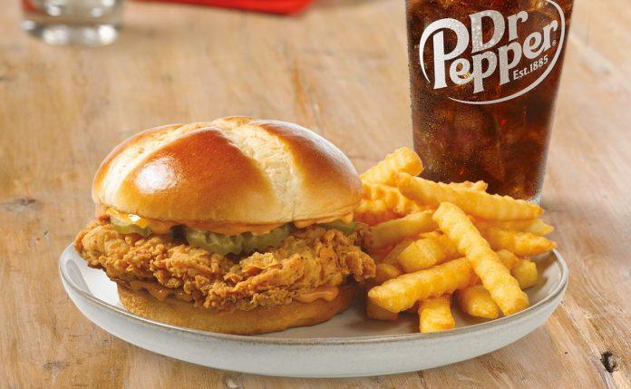 Church's Chicken Introduces New Smoky Honey-Q Chicken Sandwich