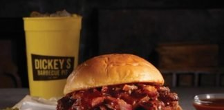 Dickey's Set To Launch New Sweet King's Hawaiian Pulled Pork Sandwich With Dr Pepper Barbecue Sauce And Texas Sweet Corn On May 3, 2021