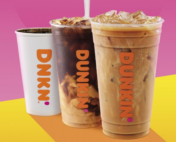 Dunkin' Introduces New Coconut Refreshers And Coconutmilk Iced Latte