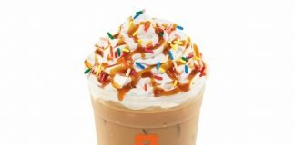 Dunkin' Unveils New Butter Pecan Sundae Signature Latte And New Bacon Topped Avocado Toast As Part Of 2021 Summer Menu