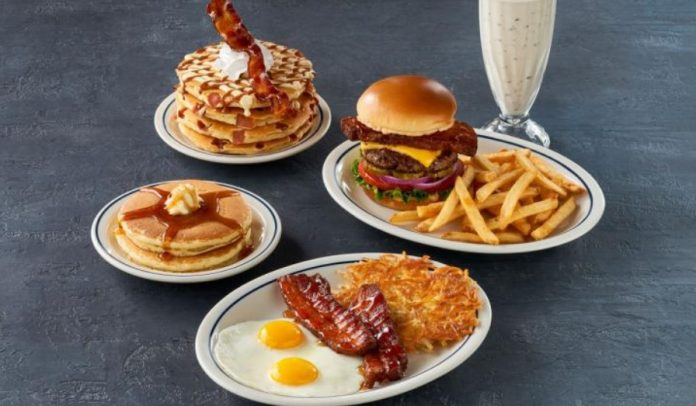 IHOP Introduces New Steakhouse Premium Bacon As Part Of New Bacon Obsession Menu