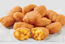 Jack In The Box Fries Up New Mac & Cheese Bites